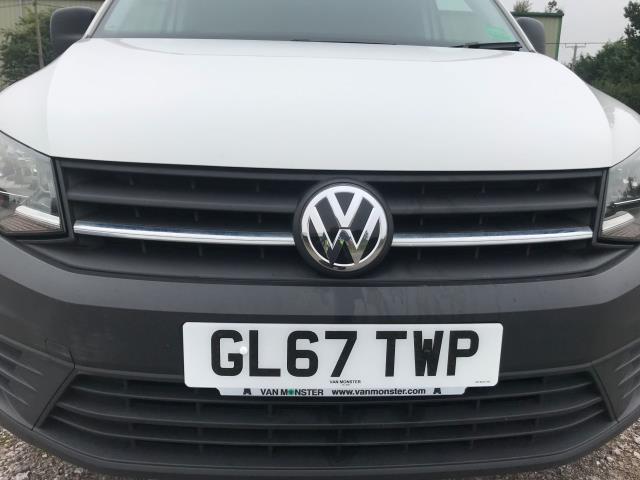 2017 Volkswagen Caddy  2.0 102PS BLUEMOTION TECH 102 STARTLINE EURO 6 (GL67TWP) Image 32