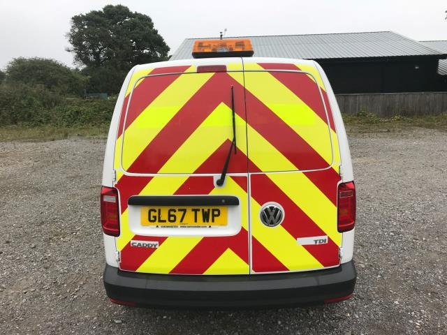 2017 Volkswagen Caddy  2.0 102PS BLUEMOTION TECH 102 STARTLINE EURO 6 (GL67TWP) Image 4