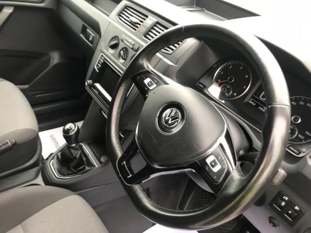 2017 Volkswagen Caddy  2.0 102PS BLUEMOTION TECH 102 STARTLINE EURO 6 (GL67TWP) Image 20