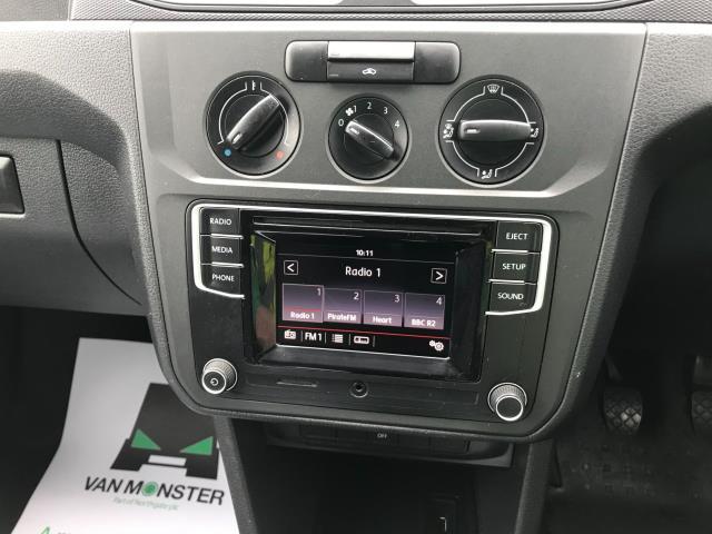 2017 Volkswagen Caddy  2.0 102PS BLUEMOTION TECH 102 STARTLINE EURO 6 (GL67TXB) Image 40