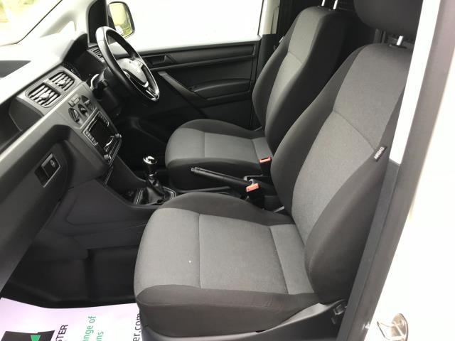 2017 Volkswagen Caddy  2.0 102PS BLUEMOTION TECH 102 STARTLINE EURO 6 (GL67TXB) Image 31