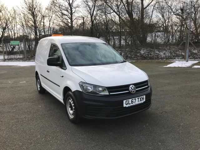 2017 Volkswagen Caddy  2.0 102PS BLUEMOTION TECH 102 STARTLINE EURO 6 (GL67TXH)