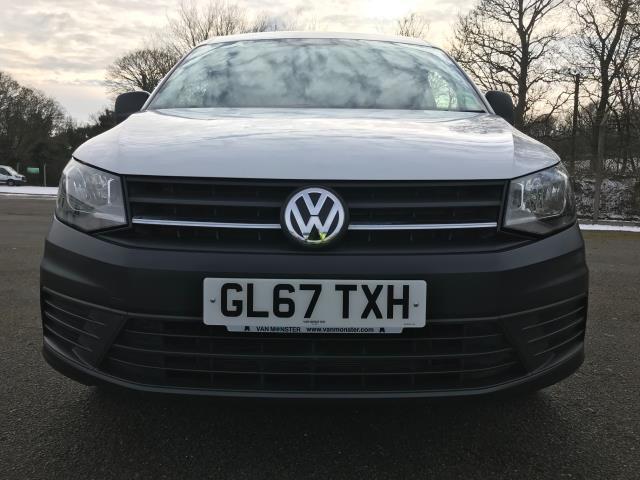 2017 Volkswagen Caddy  2.0 102PS BLUEMOTION TECH 102 STARTLINE EURO 6 (GL67TXH) Image 11