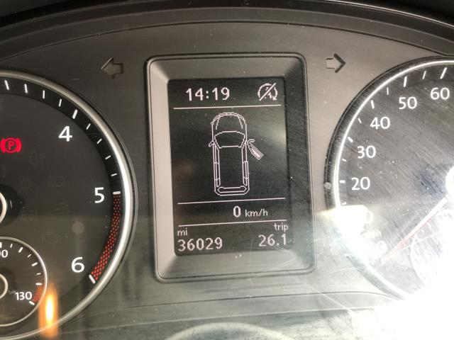 2017 Volkswagen Caddy  2.0TDI BLUEMOTION TECH 102PS STARTLINE EURO 6 (GL67TZG) Image 11