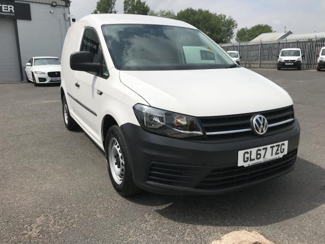2017 Volkswagen Caddy  2.0TDI BLUEMOTION TECH 102PS STARTLINE EURO 6 (GL67TZG)