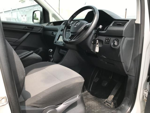2017 Volkswagen Caddy  2.0TDI BLUEMOTION TECH 102PS STARTLINE EURO 6 (GL67TZG) Image 18
