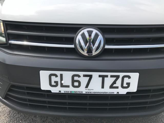 2017 Volkswagen Caddy  2.0TDI BLUEMOTION TECH 102PS STARTLINE EURO 6 (GL67TZG) Image 30