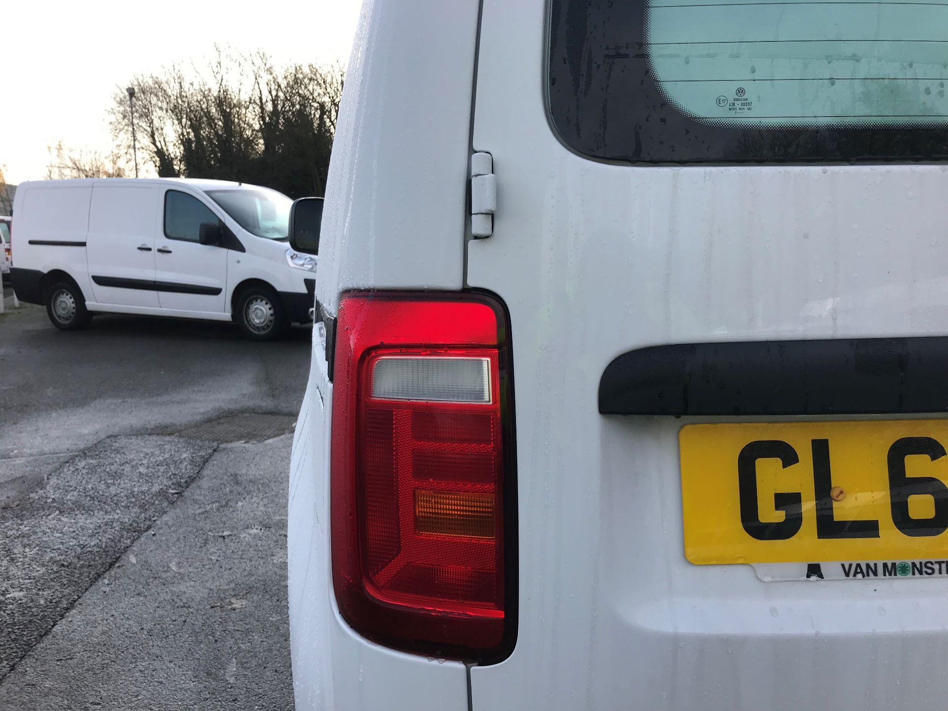 2018 Volkswagen Caddy  2.0 102PS BLUEMOTION TECH 102 STARTLINE EURO 6 (GL67WNA) Image 14