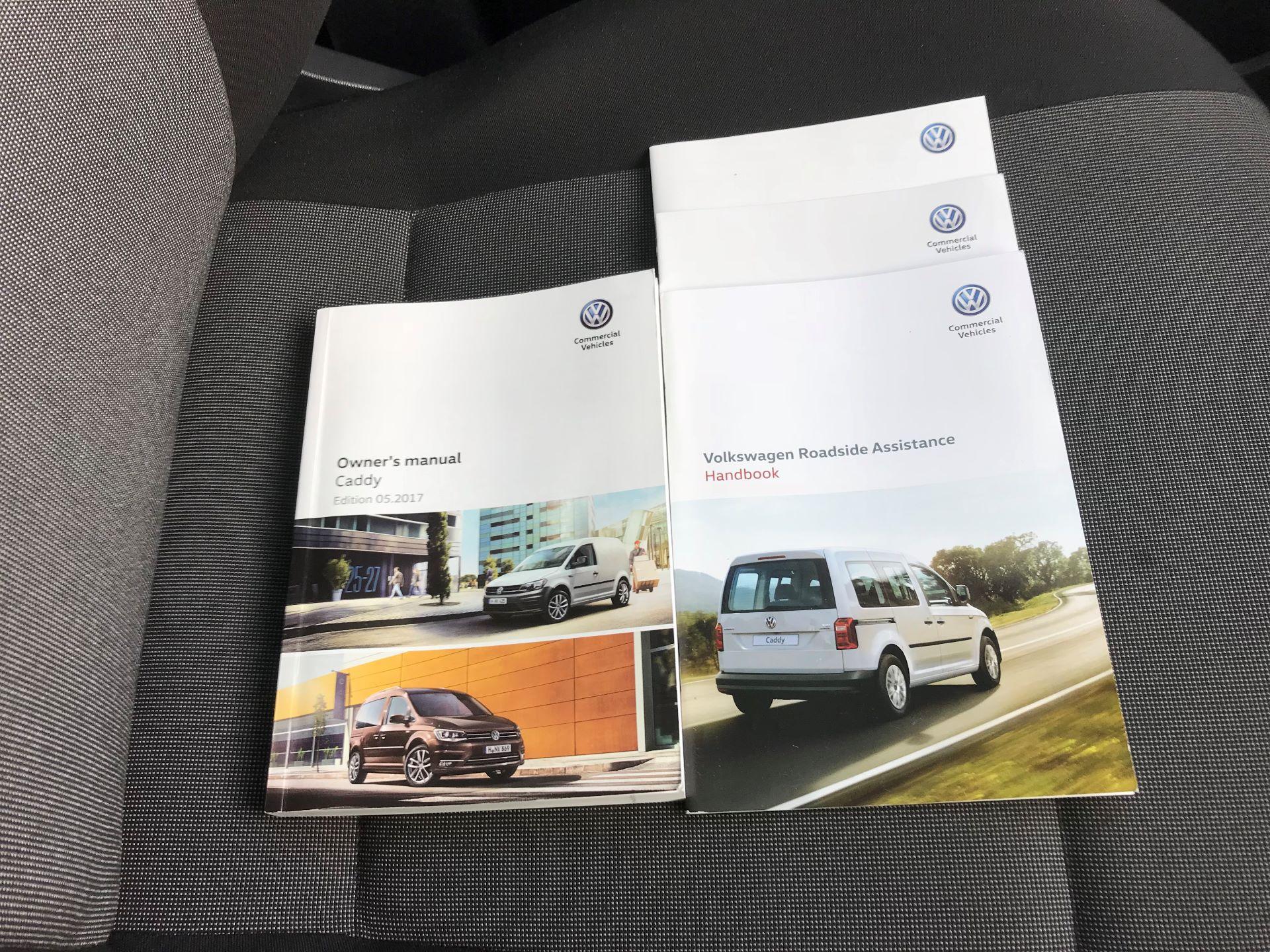2018 Volkswagen Caddy  2.0 102PS BLUEMOTION TECH 102 STARTLINE EURO 6 (GL67WNA) Image 26