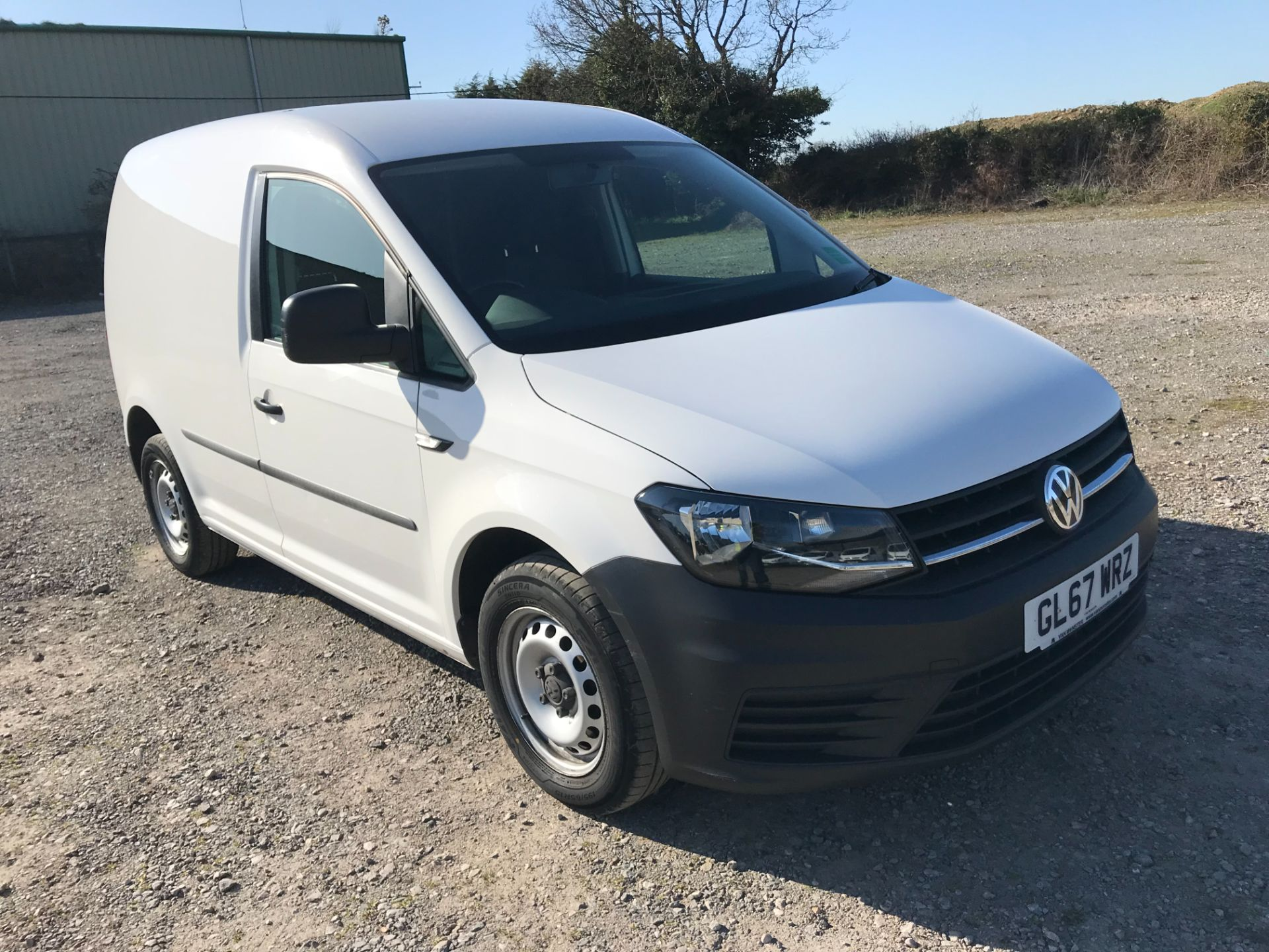 2017 Volkswagen Caddy  2.0 102PS BLUEMOTION TECH 102 STARTLINE EURO 6 (GL67WRZ)