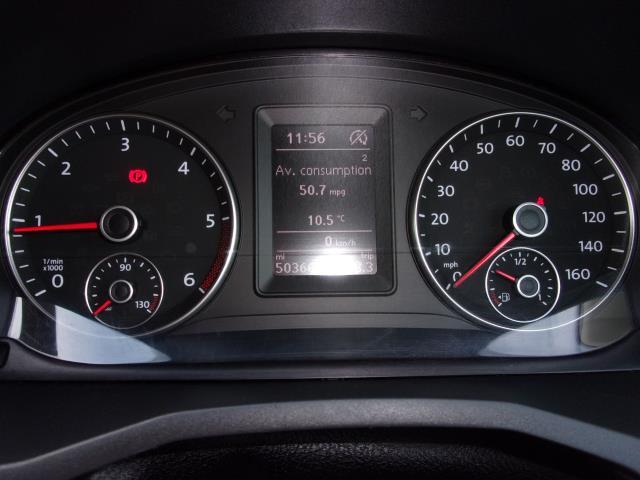 2017 Volkswagen Caddy C20 2.0 TDI 102PS BMT STARTLINE VAN EURO 6 (GL67ZYN) Image 6