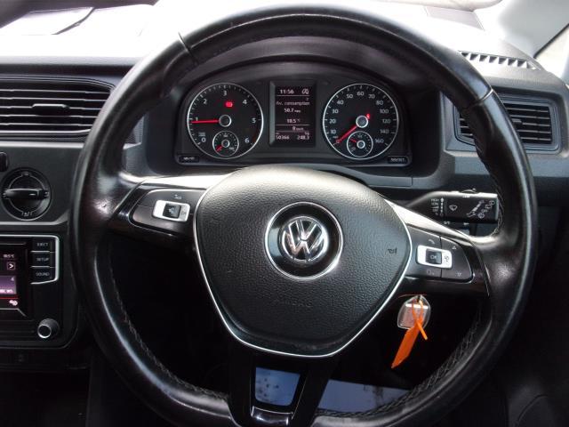 2017 Volkswagen Caddy C20 2.0 TDI 102PS BMT STARTLINE VAN EURO 6 (GL67ZYN) Image 5