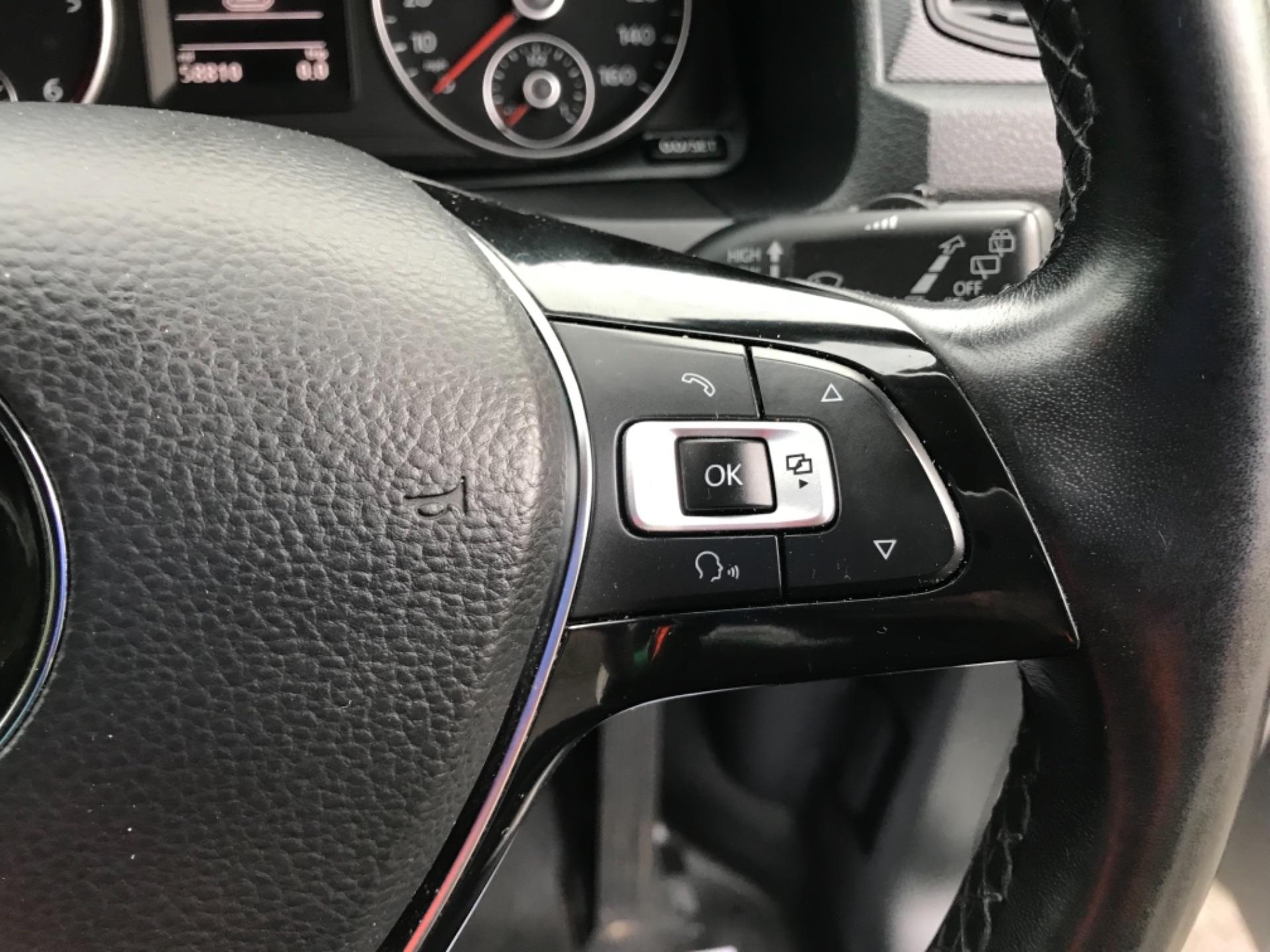 2017 Volkswagen Caddy 2.0 Tdi Bluemotion Tech 102Ps Startline Van EURO 6 (GL67ZZW) Image 15