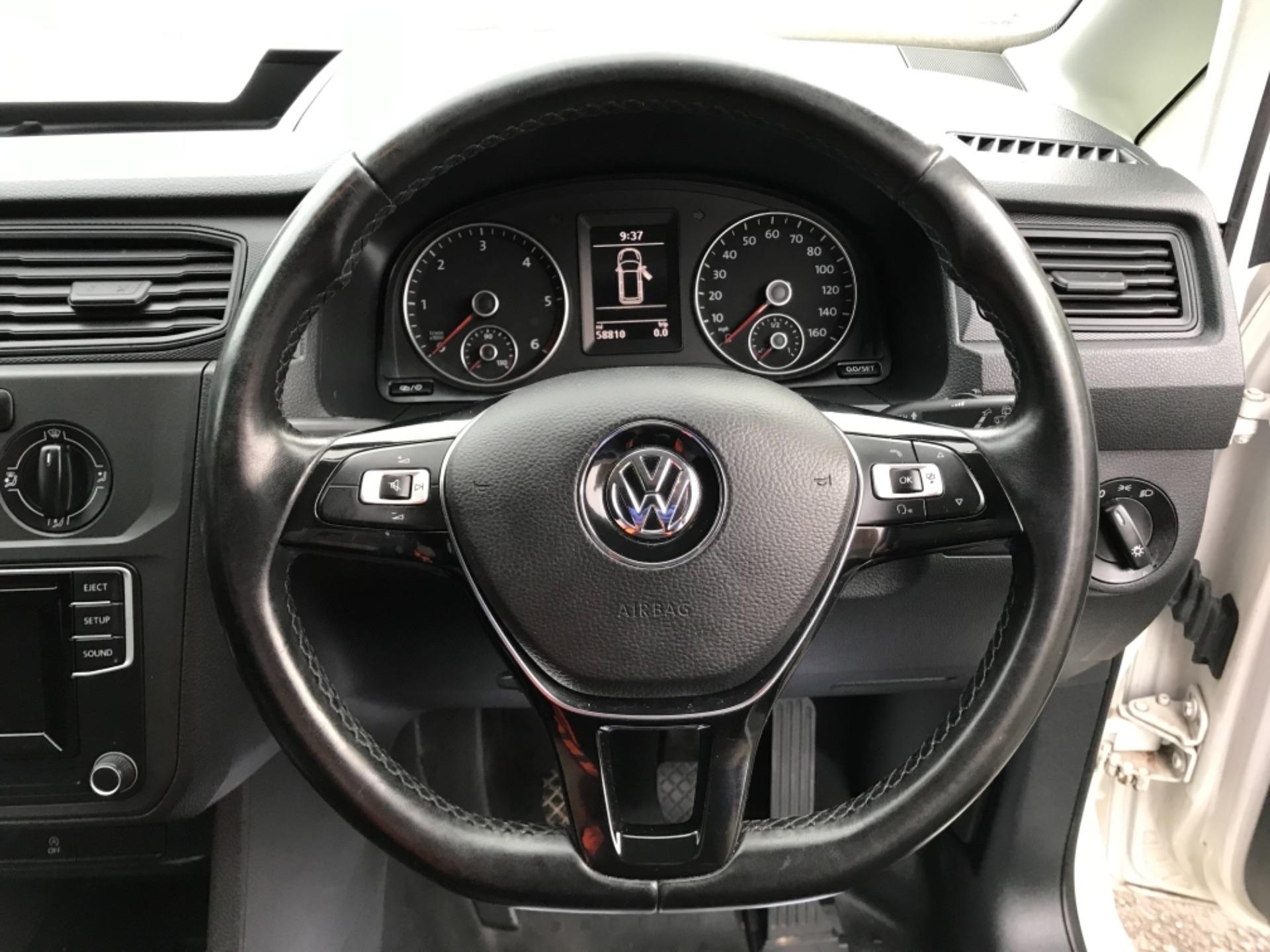 2017 Volkswagen Caddy 2.0 Tdi Bluemotion Tech 102Ps Startline Van EURO 6 (GL67ZZW) Image 13