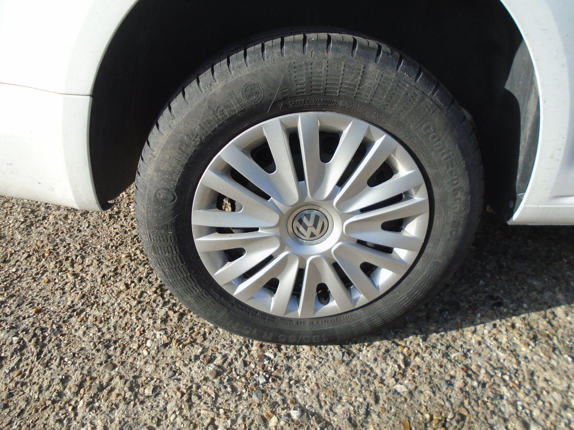 2018 Volkswagen Caddy 2.0 Tdi Bluemotion Tech 102Ps Trendline [Ac] Van (GL68AKF) Image 14