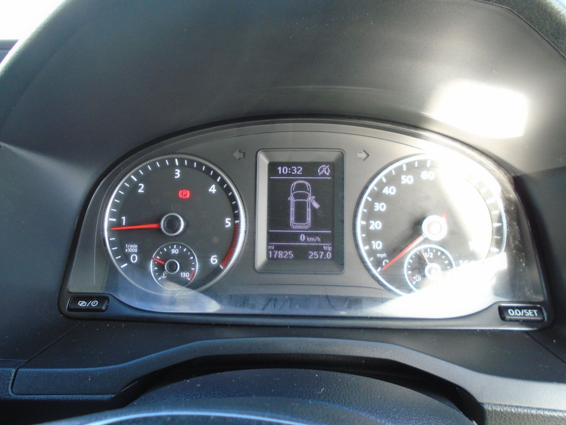 2018 Volkswagen Caddy 2.0 Tdi Bluemotion Tech 102Ps Trendline [Ac] Van (GL68AKF) Image 20