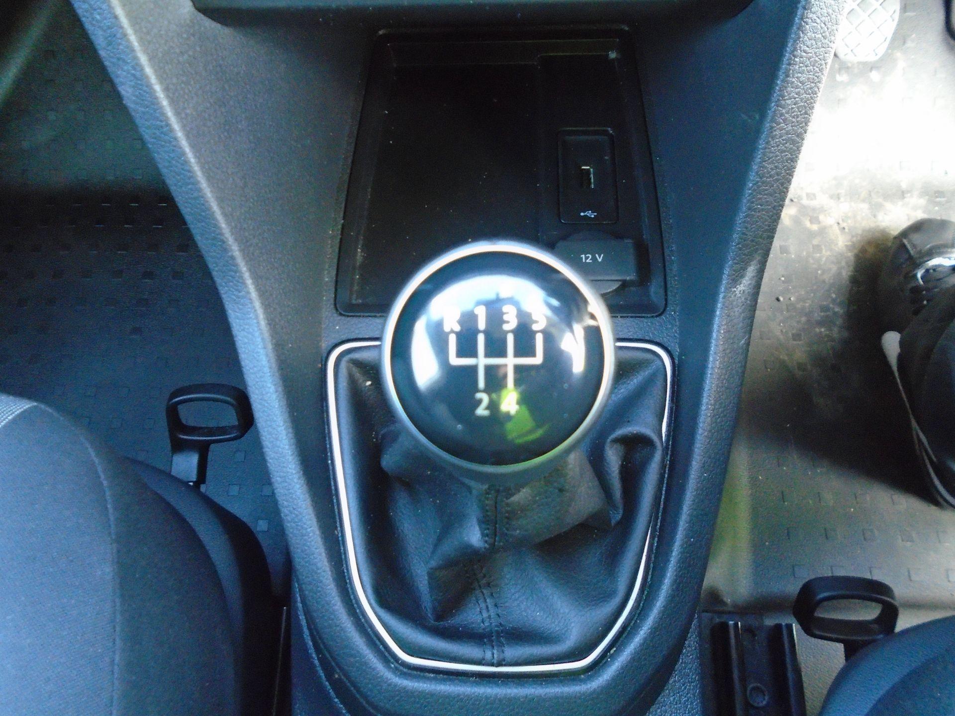 2018 Volkswagen Caddy 2.0 Tdi Bluemotion Tech 102Ps Trendline [Ac] Van (GL68AKF) Image 26