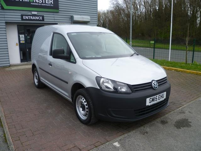 2015 Volkswagen Caddy  1.6 102PS STARTLINE AIR CON EURO 5 (GM15EHU)