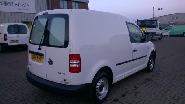 2015 Volkswagen Caddy 1.6 75PS STARTLINE EURO 5 (GM15NVR) Image 14