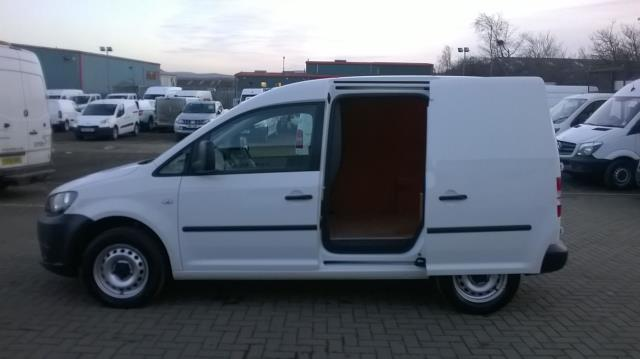 2015 Volkswagen Caddy 1.6 75PS STARTLINE EURO 5 (GM15NVR) Image 6