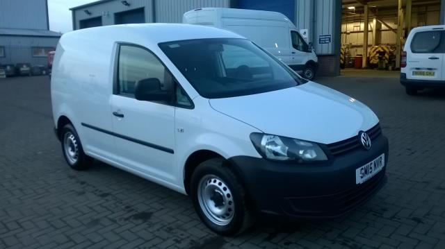 2015 Volkswagen Caddy 1.6 75PS STARTLINE EURO 5 (GM15NVR)