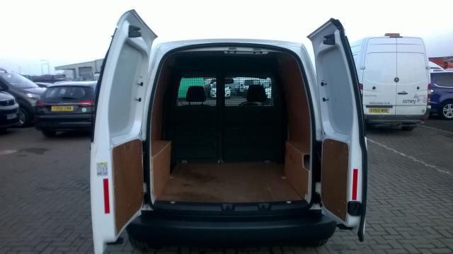 2015 Volkswagen Caddy 1.6 75PS STARTLINE EURO 5 (GM15NVR) Image 13