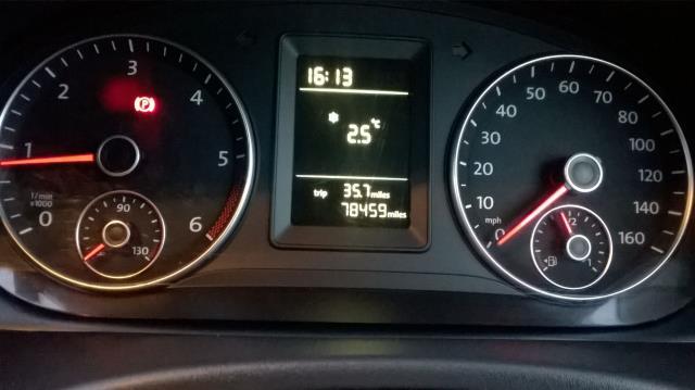 2015 Volkswagen Caddy 1.6 75PS STARTLINE EURO 5 (GM15NVR) Image 19