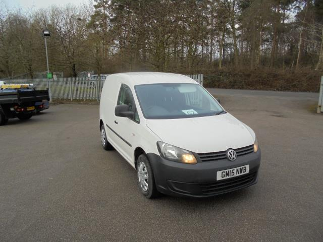 2015 Volkswagen Caddy 1.6 Tdi 75Ps Startline Van (GM15NWB)