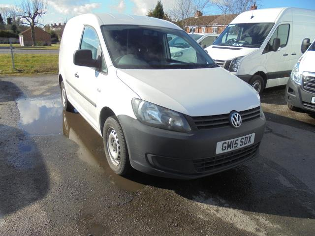 2015 Volkswagen Caddy 1.6 Tdi 102Ps Startline Van (GM15SDX)