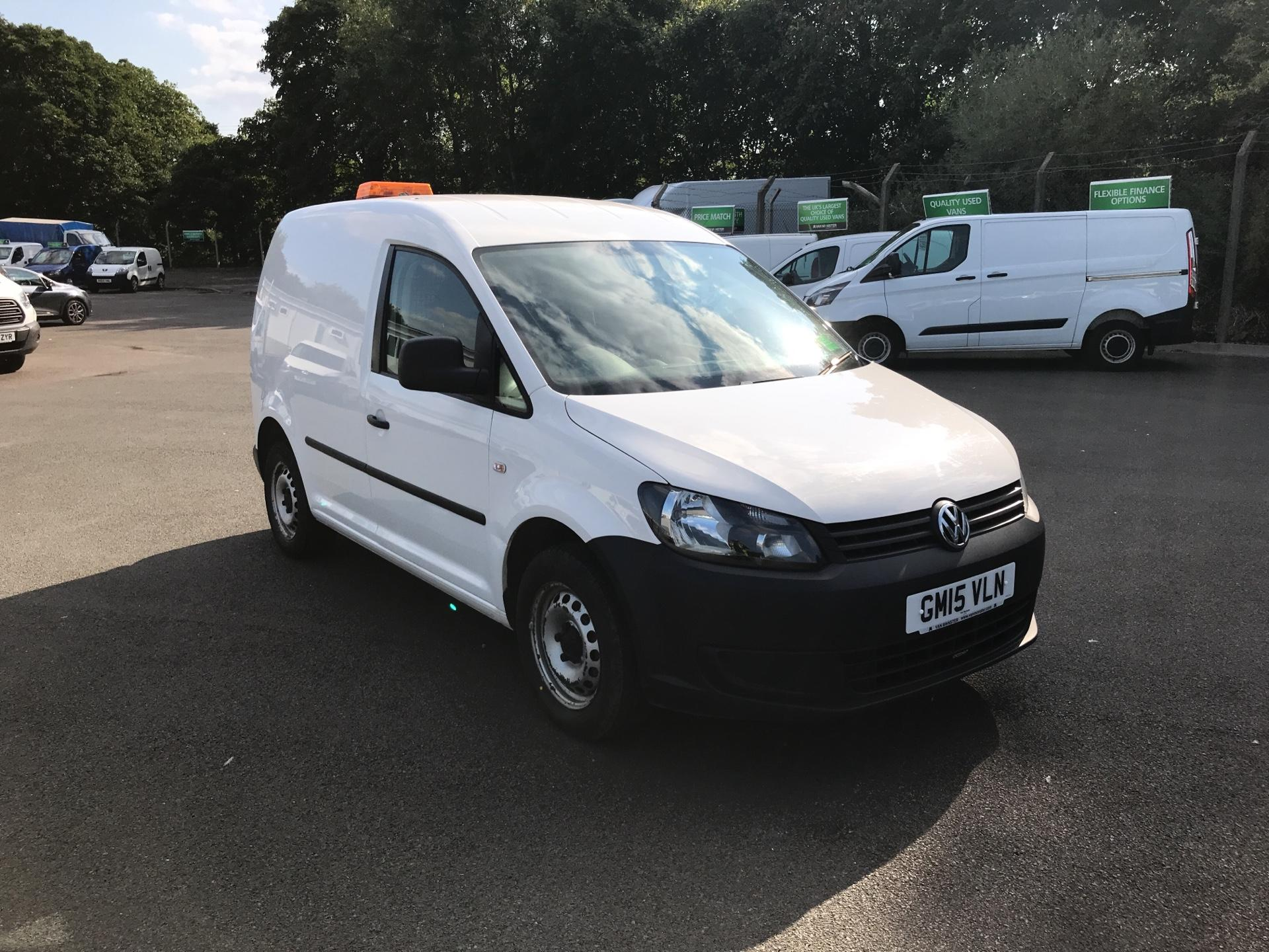 2015 Volkswagen Caddy  1.6 102PS STARTLINE EURO 5  *VALUE RANGE VEHICLE - CONDITION REFLECTED IN PRICE*  (GM15VLN)