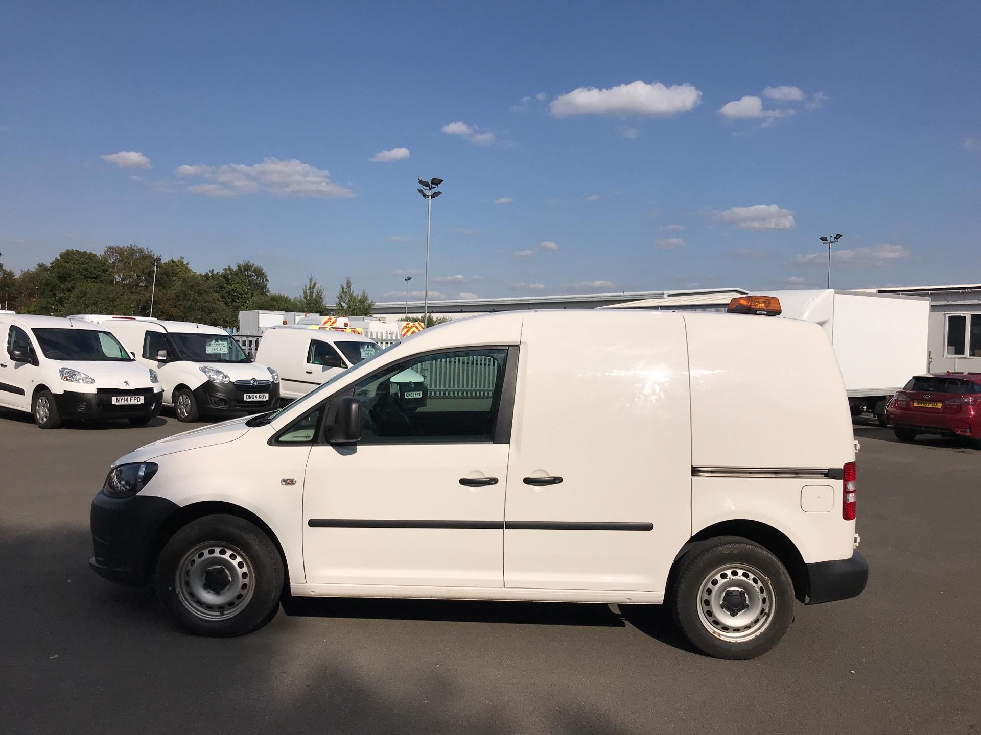 2015 Volkswagen Caddy  1.6 102PS STARTLINE EURO 5  *VALUE RANGE VEHICLE - CONDITION REFLECTED IN PRICE*  (GM15VLN) Image 6