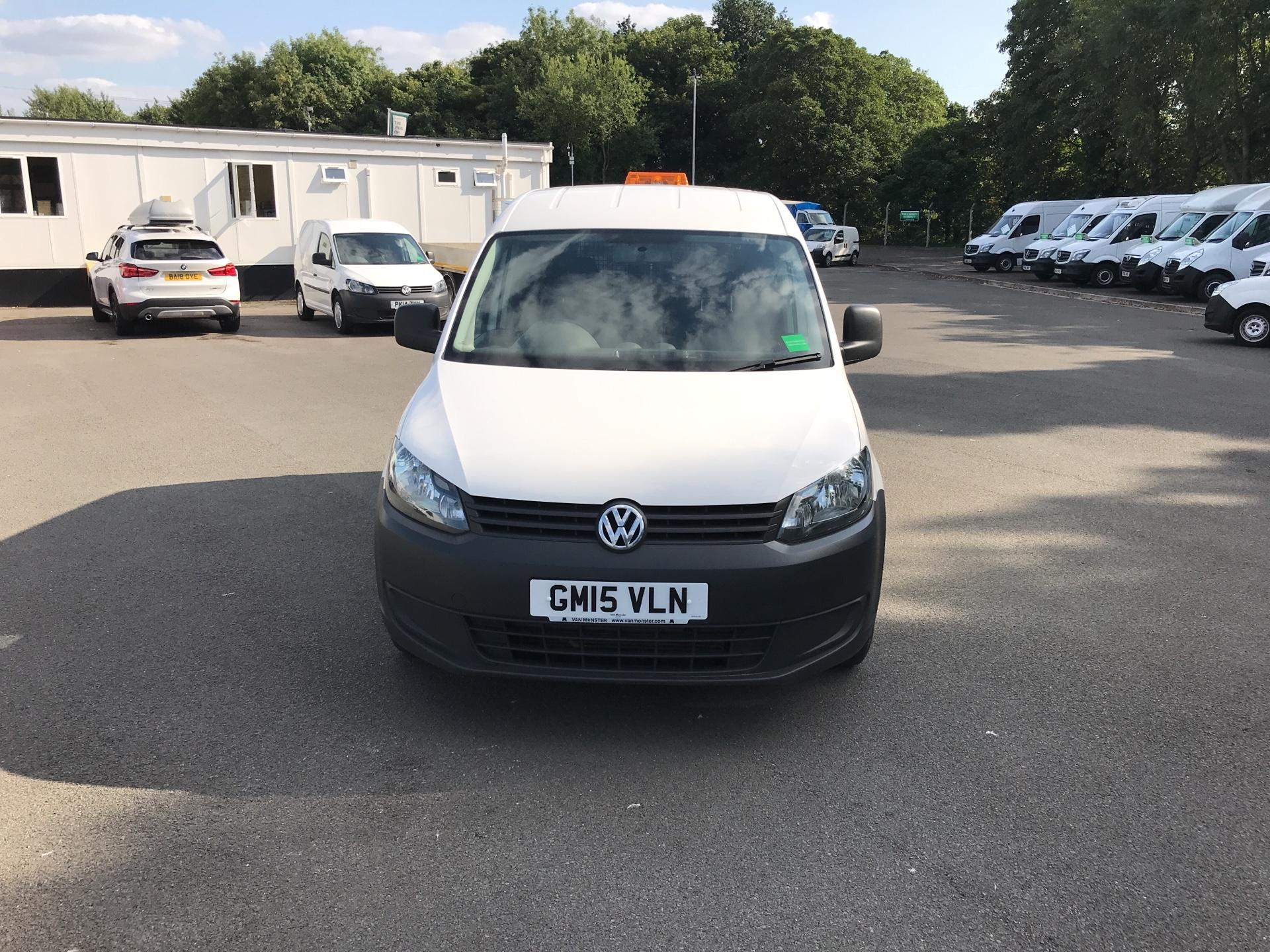 2015 Volkswagen Caddy  1.6 102PS STARTLINE EURO 5  *VALUE RANGE VEHICLE - CONDITION REFLECTED IN PRICE*  (GM15VLN) Image 8