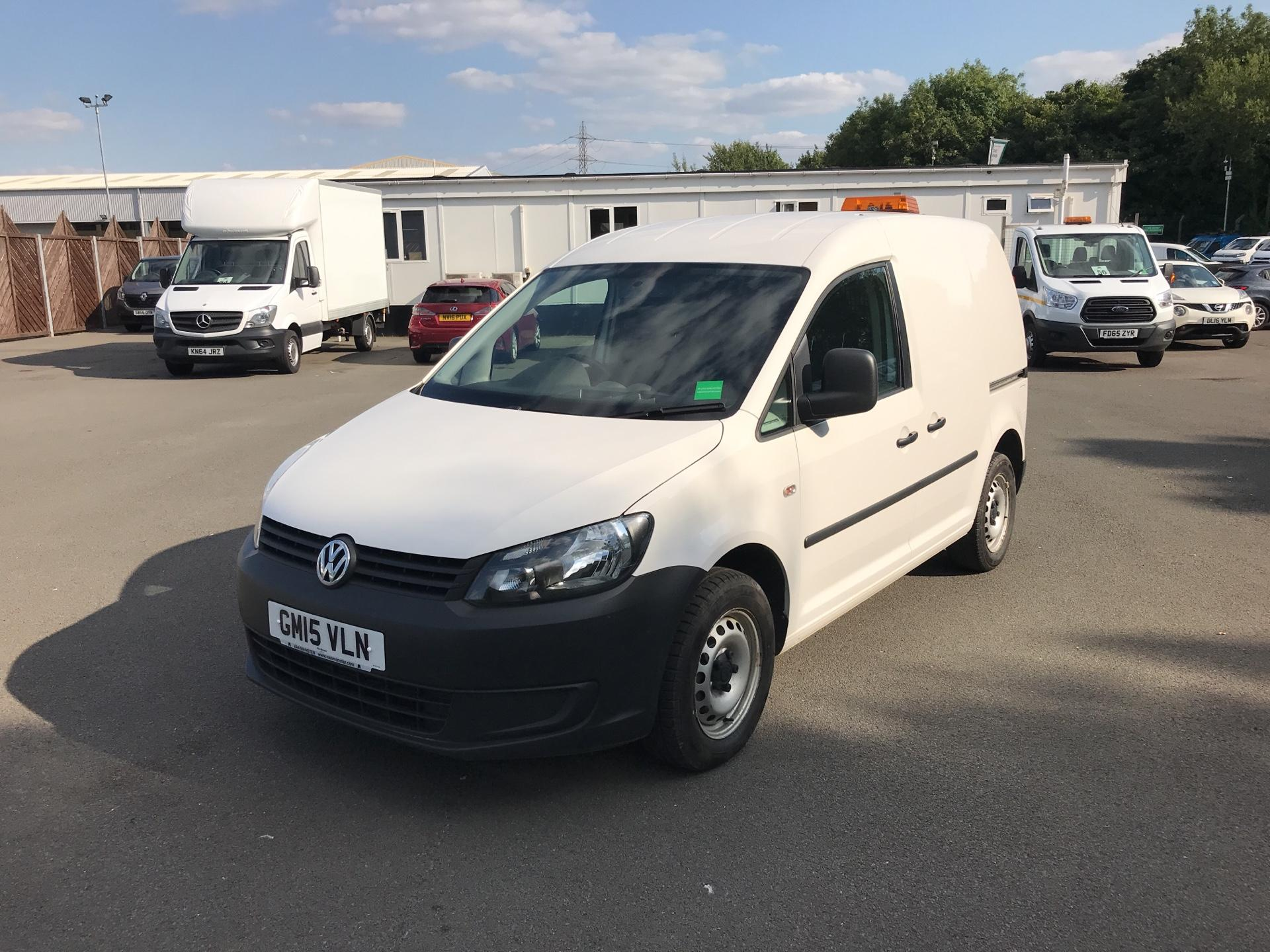 2015 Volkswagen Caddy  1.6 102PS STARTLINE EURO 5  *VALUE RANGE VEHICLE - CONDITION REFLECTED IN PRICE*  (GM15VLN) Image 7
