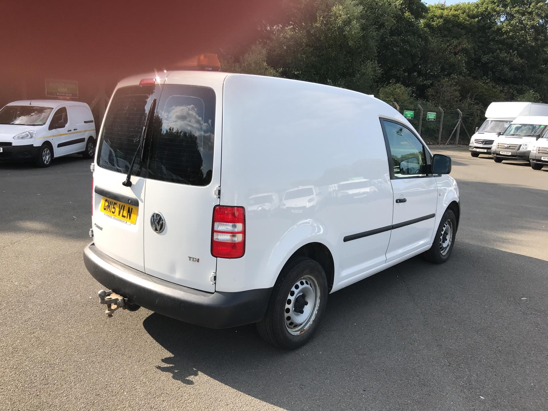 2015 Volkswagen Caddy  1.6 102PS STARTLINE EURO 5  *VALUE RANGE VEHICLE - CONDITION REFLECTED IN PRICE*  (GM15VLN) Image 3