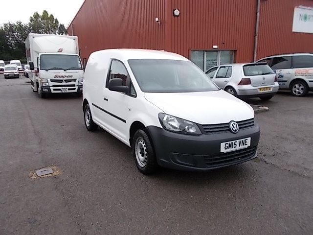 2015 Volkswagen Caddy  1.6 75PS STARTLINE EURO 5 (GM15VNE)