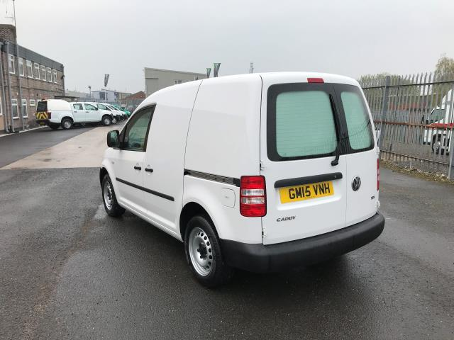 2015 Volkswagen Caddy  1.6TDI 75PS STARTLINE EURO 5 (GM15VNH) Thumbnail 10