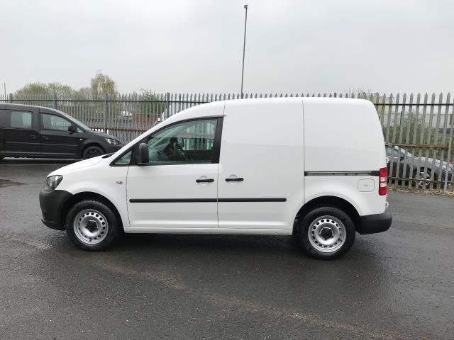 2015 Volkswagen Caddy  1.6TDI 75PS STARTLINE EURO 5 (GM15VNH) Thumbnail 11