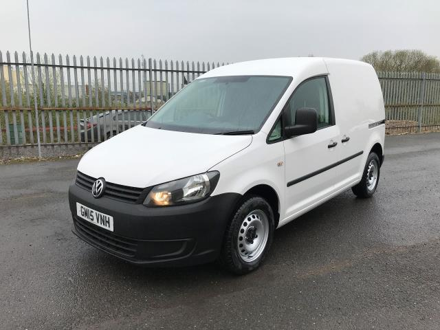 2015 Volkswagen Caddy  1.6TDI 75PS STARTLINE EURO 5 (GM15VNH) Thumbnail 12