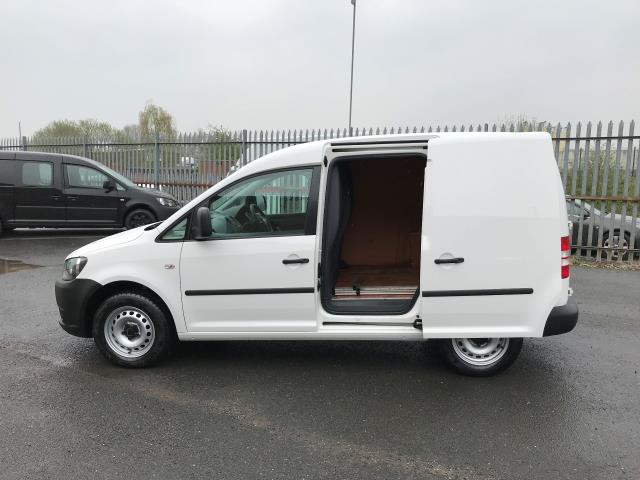 2015 Volkswagen Caddy  1.6TDI 75PS STARTLINE EURO 5 (GM15VNH) Thumbnail 17