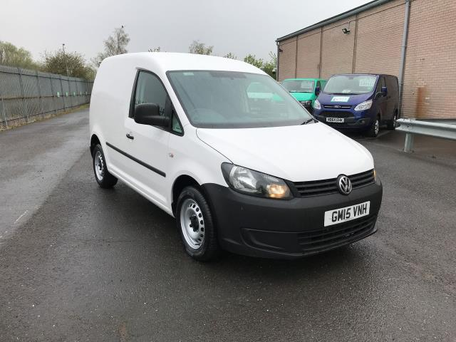 2015 Volkswagen Caddy  1.6TDI 75PS STARTLINE EURO 5 (GM15VNH)