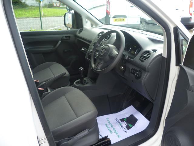 2015 Volkswagen Caddy  L1 H1 1.6 TDi 102PS STARTLINE VAN EURO 5 (GM15ZUC) Image 17