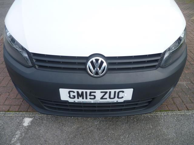 2015 Volkswagen Caddy  L1 H1 1.6 TDi 102PS STARTLINE VAN EURO 5 (GM15ZUC) Image 12