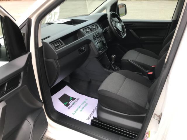 2017 Volkswagen Caddy 2.0 Tdi Bluemotion Tech 102Ps Startline Van Euro 6 (GM17AFE) Image 24
