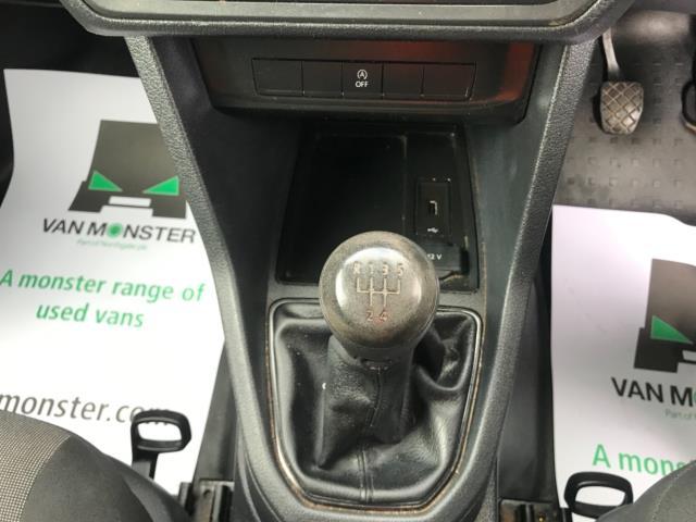 2017 Volkswagen Caddy 2.0 Tdi Bluemotion Tech 102Ps Startline Van Euro 6 (GM17AFE) Image 22