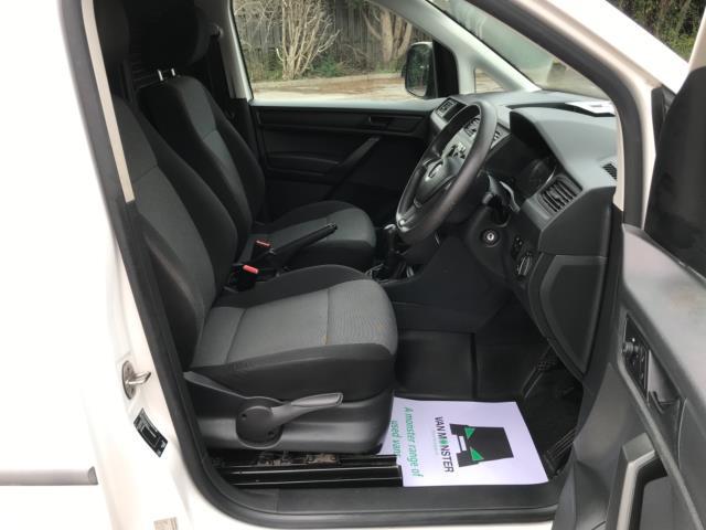 2017 Volkswagen Caddy 2.0 Tdi Bluemotion Tech 102Ps Startline Van Euro 6 (GM17AFE) Image 11