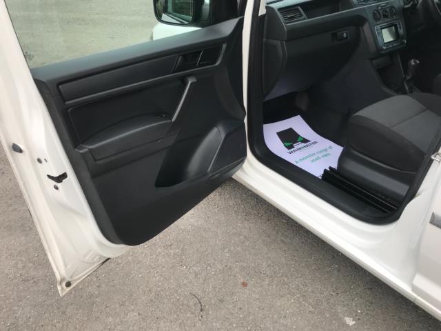 2017 Volkswagen Caddy 2.0 Tdi Bluemotion Tech 102Ps Startline Van Euro 6 (GM17AFE) Image 27