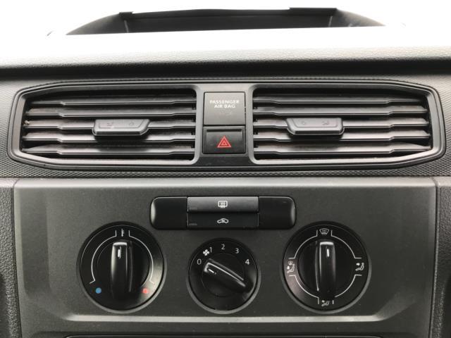 2017 Volkswagen Caddy 2.0 Tdi Bluemotion Tech 102Ps Startline Van Euro 6 (GM17AFE) Image 20