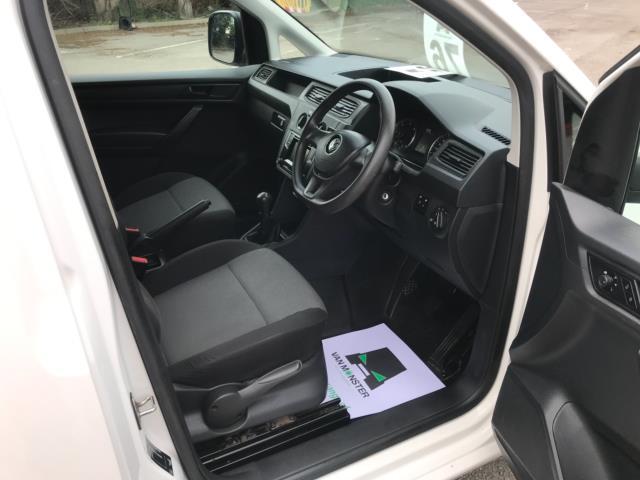 2017 Volkswagen Caddy 2.0 Tdi Bluemotion Tech 102Ps Startline Van Euro 6 (GM17AFE) Image 9