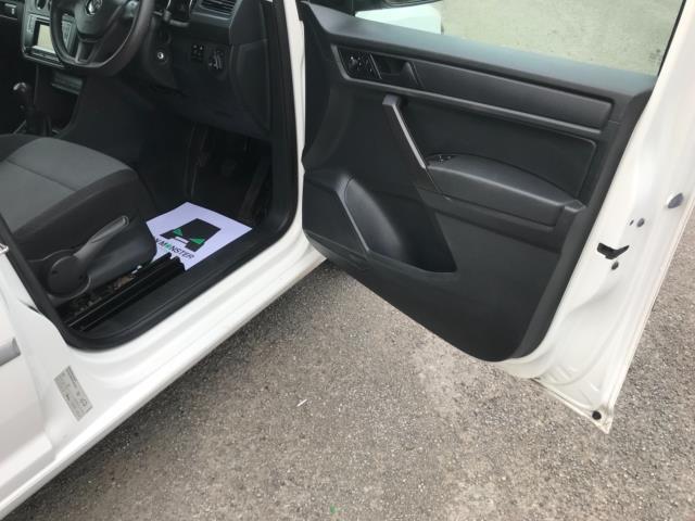 2017 Volkswagen Caddy 2.0 Tdi Bluemotion Tech 102Ps Startline Van Euro 6 (GM17AFE) Image 12