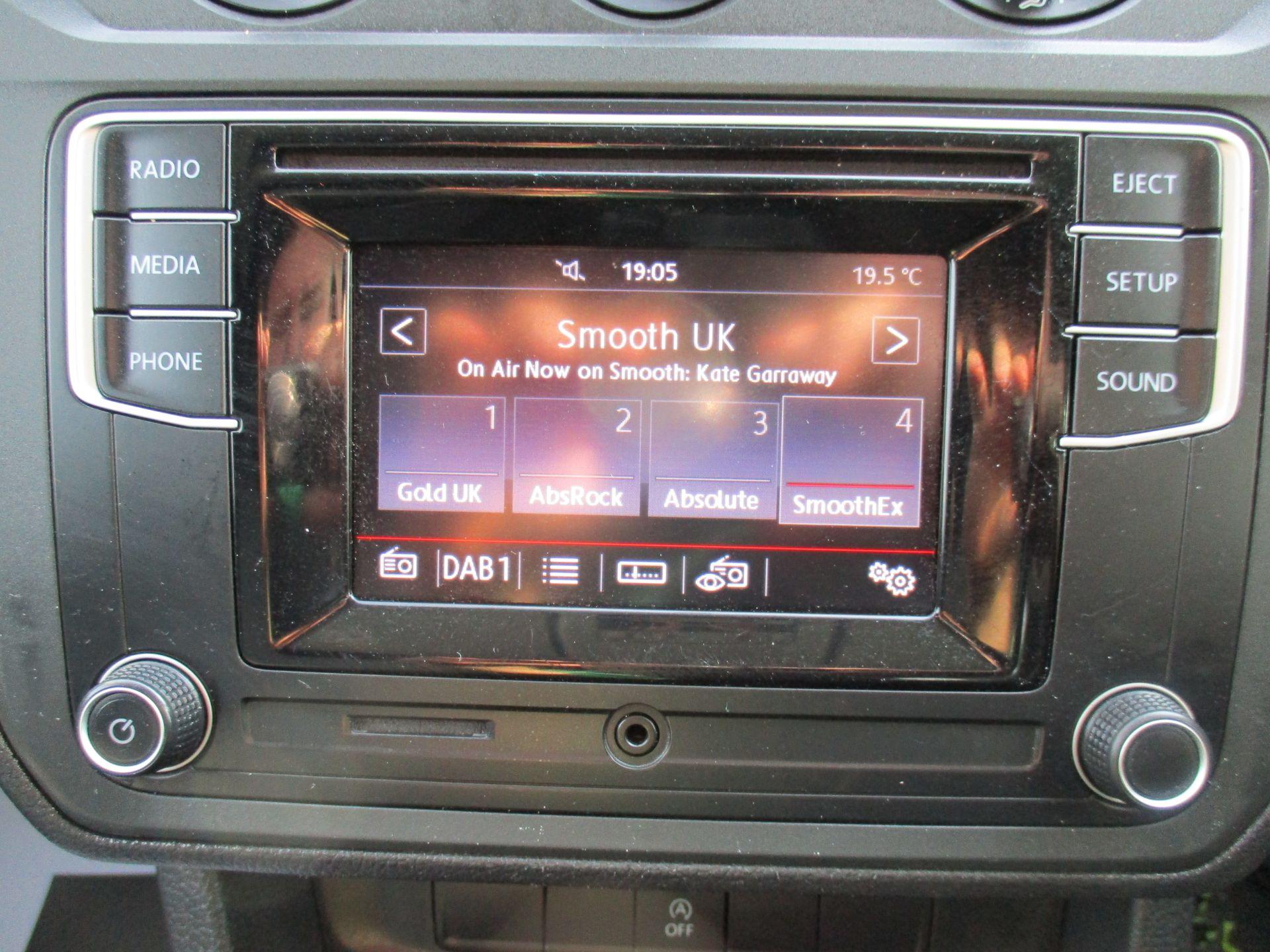 2017 Volkswagen Caddy Maxi 2.0 Tdi Bluemotion Tech 102Ps Startline Van (GM17AUK) Image 23